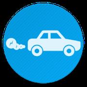 Air pollution index india  Icon