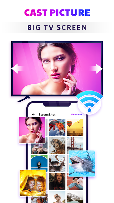 TV Cast - Anyview Cast & Smart View & Screen Share  poster 2