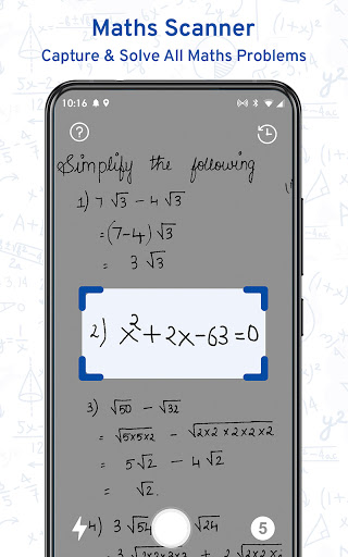 Math Scanner By Photo - Solve My Math Problem android2mod screenshots 15
