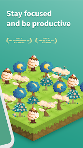Forest: Stay focused 4.28.1 MOD APK [PREMIUM UNLOCKED] 2