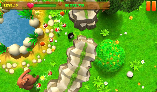 Hedgehog goes home screenshots 11