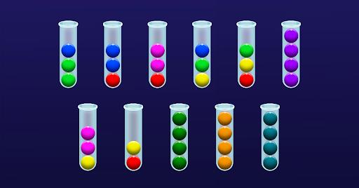 Ball Sort Puzzle - Sorting Puzzle Games  screenshots 11