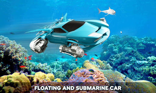 Floating Underwater Car Simulator  screenshots 13