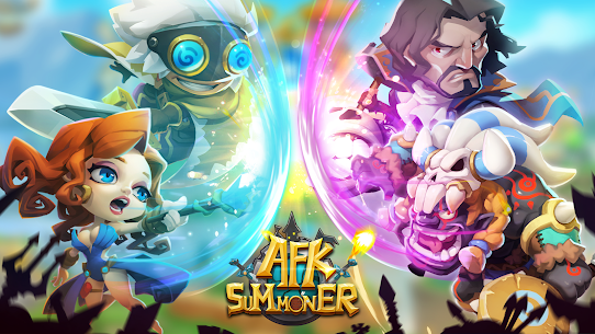 AFK Summoner : Real 3d IDLE Adventure 1