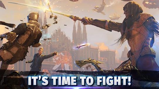 Final Fantasy XV: A New Empire Mod 7.0.9.136 Apk [God Mod] 3