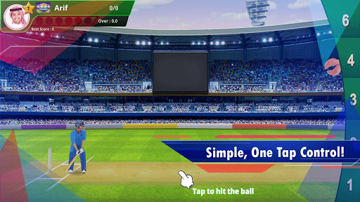 Cricket Kingu2122 - by Ludo King developer  screenshots 3