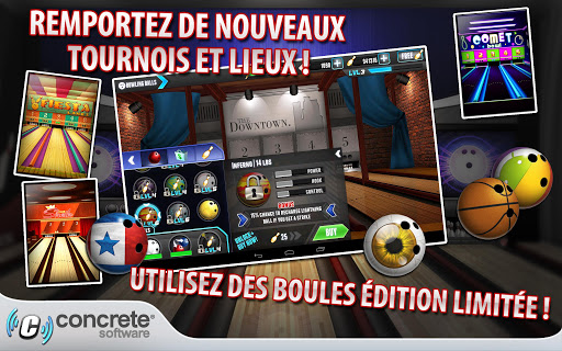 Télécharger Gratuit PBA Bowling Challenge apk mod screenshots 2