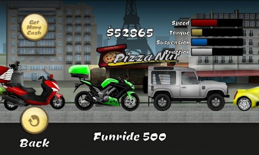 Pizza Bike Delivery Boy APK 1.165 (Unlimited Money) Download for Android 5