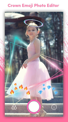 Crown Heart Emoji Photo Editor  Screenshots 6