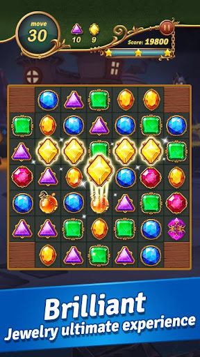 Jewel Castleu2122 - Classical Match 3 Puzzles  screenshots 3