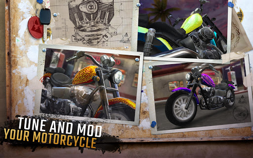Moto Rider GO: Highway Traffic  screenshots 12