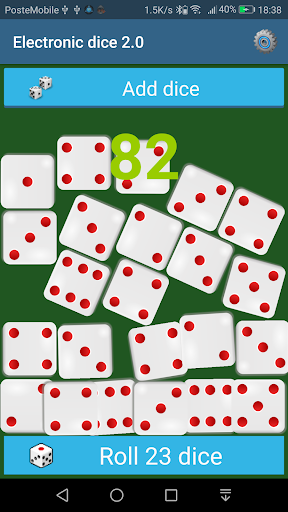 Electronic Dice 2.0 screenshots 2