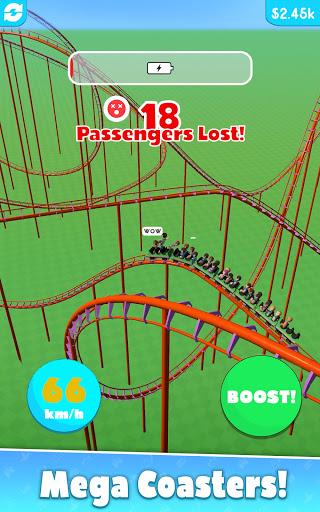 Hyper Roller Coaster 1.5.1 screenshots 13