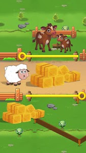 Farm Rescue – Pull the pin game 1.5