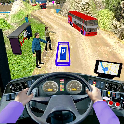 Baixar Modern Bus Simulator Parking New Games – Bus Games para Android