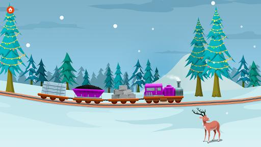 Train Builder - Train simulator & driving Games 1.1.4 screenshots 4
