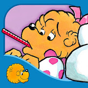 App Icon for The Berenstain Bears Sick Days App in United States Google Play Store