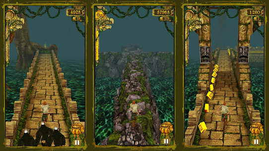 Download Temple Run MOD Apk [Unlimited Coins/Money] For Android 6