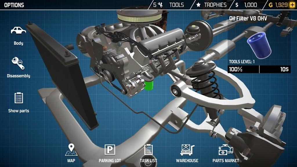 Car Mechanic Simulator  poster 7