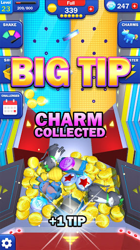 Tipping Point Blast! - Lucky Coin Pusher  screenshots 7