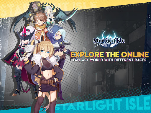 Starlight Isle-New Adventure Story screenshots 11