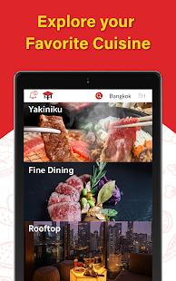 Hungry Hub - Thailand Dining Offer App 5.7.9 Screenshots 13
