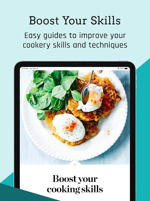 BBC Good Food Magazine - Home Cooking Recipes  poster 21