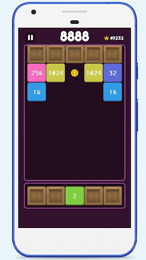 2048 Number Shoot and Merge 1.0.3 de.gamequotes.net 4