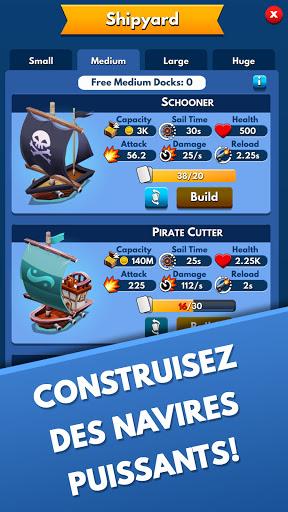 Code Triche Idle Pirate Tycoon  APK MOD (Astuce) screenshots 2