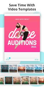 Marketing Video Maker, Promo Video Slideshow Maker screenshots 3