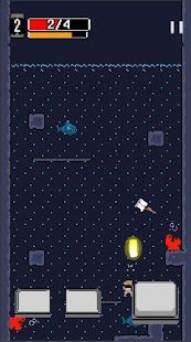 Farewell - Schermata sparatutto platform roguelike