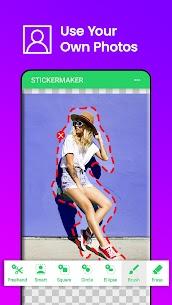 برنامج Sticker Maker صانع الملصقات لتطبيق واتساب اخر اصدار 2