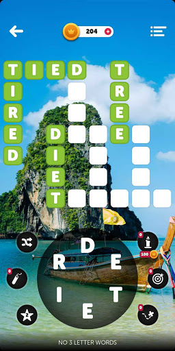 Words of the World - Anagram Word Puzzles! screenshots 2