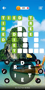 Words of the World - Anagram Word Puzzles!