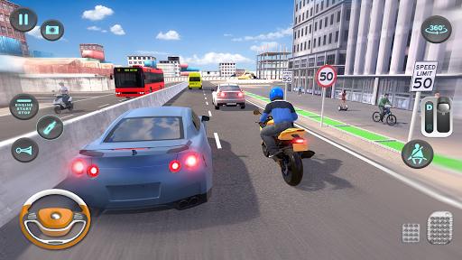 Modern Car Driving School 2020: Car Parking Games 1.2 screenshots 8