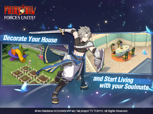 FAIRY TAIL: Forces Unite! android2mod screenshots 15