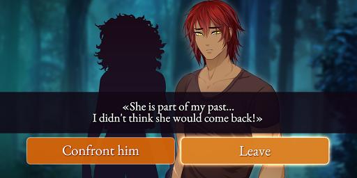 Moonlight Lovers: Aaron - Dating Sim / Vampire 1.0.49 screenshots 8
