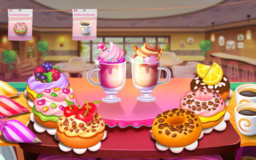 Cooking Fancy:Crazy Restaurant Cooking & Cafe Game 3.1 screenshots 5