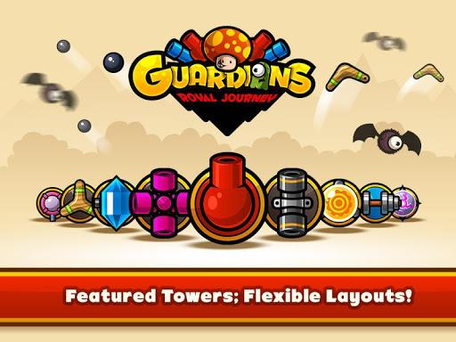 Guardians: Royal Journey 1.0.35 screenshots 6