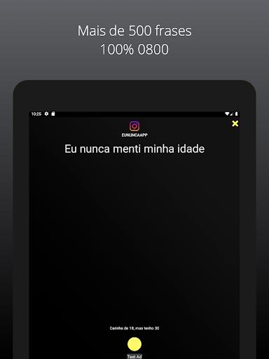 Eu Nunca +18 android2mod screenshots 8
