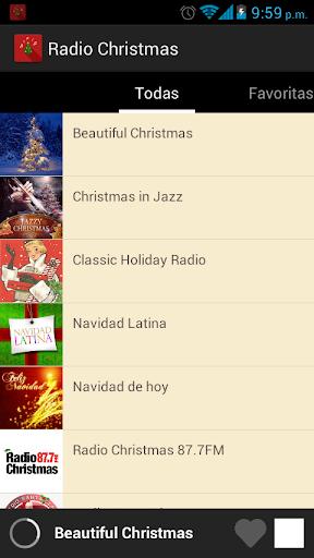 Christmas Radio 4.16 screenshots 3