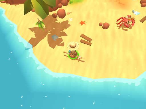 Epic Raft: Fighting Zombie Shark Survival 0.9.33 screenshots 6