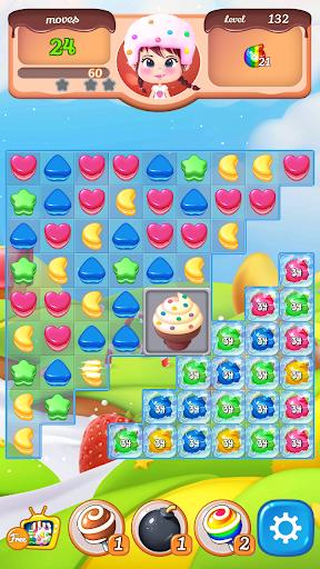 New Sweet Cookie POP : 2020 puzzle world 1.2.6 screenshots 2