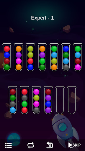 Ball Sort - Bubble Sort Puzzle Game screenshots 7