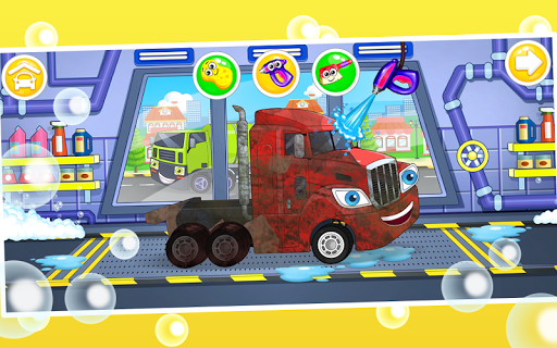 carwash: trucks screenshot 2