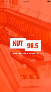 KUT 90.5 Austin's NPR Station