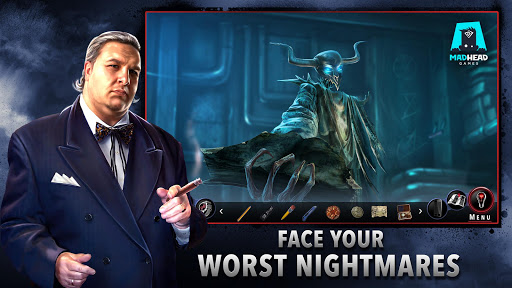 Adam Wolfe: Dark Detective Mystery Game 1.0.1 screenshots 9