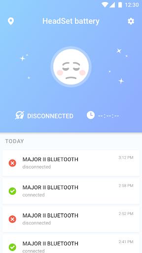 headset battery screenshot 3