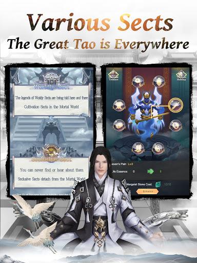 Immortal Taoists - Idle & Adventure 1.5.7 Screenshots 8