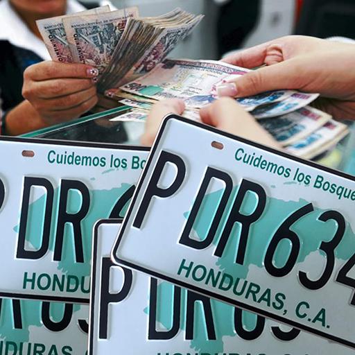 Baixar Tasa Vehicular Honduras (2018) para Android